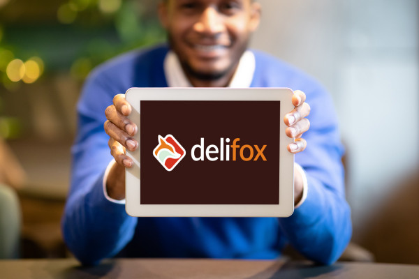 Sample branding #2 for Delifox
