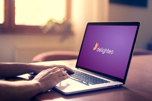 Sample branding #1 for Delighteo