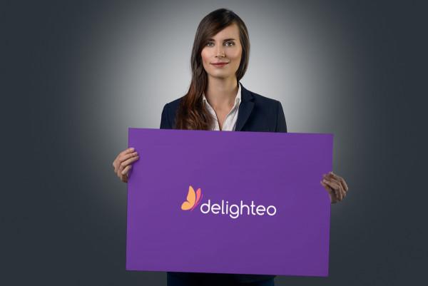 Sample branding #2 for Delighteo