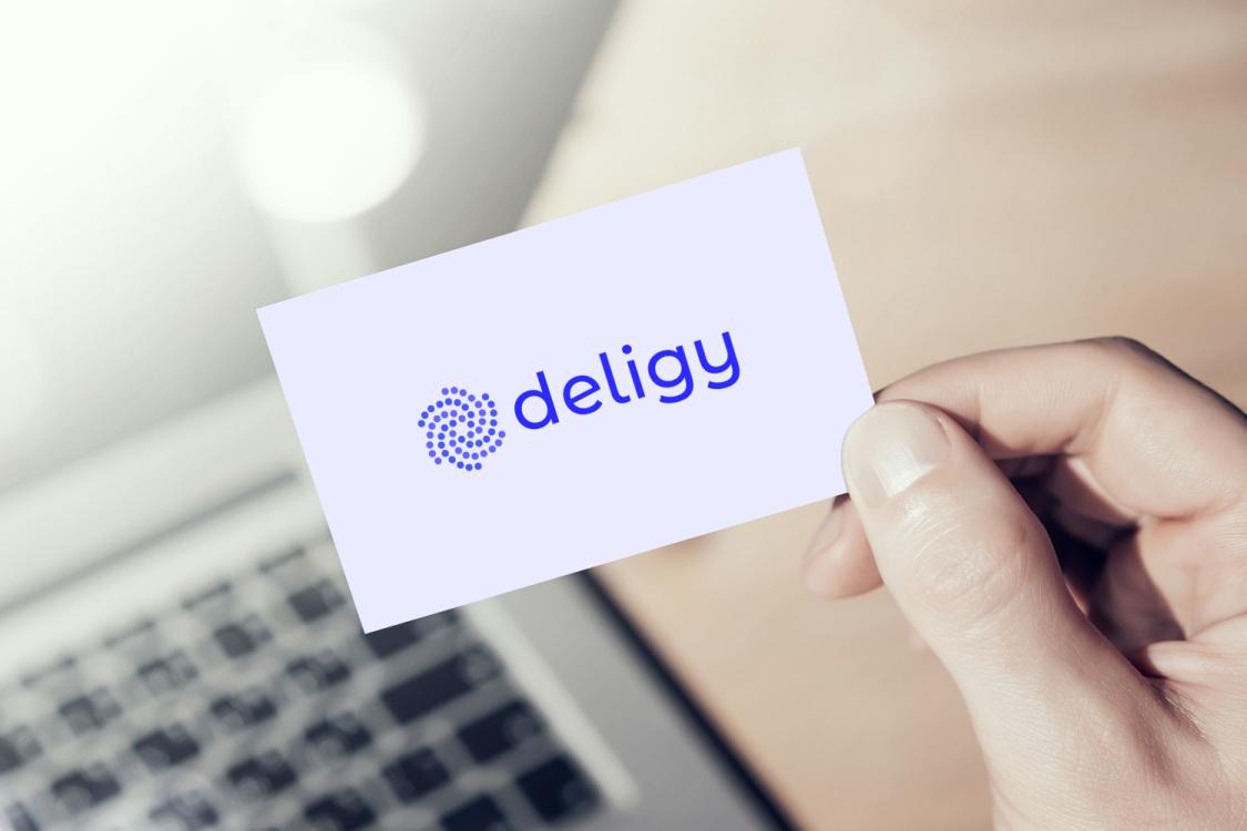 Sample branding #1 for Deligy