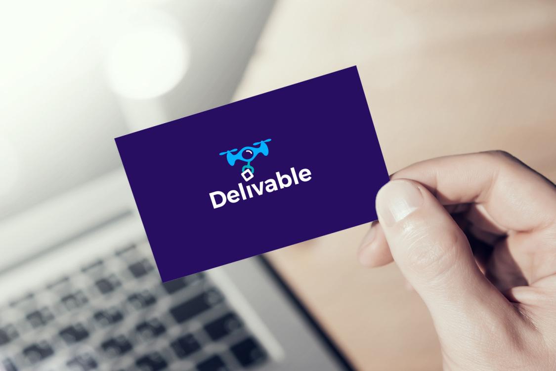 Sample branding #1 for Delivable