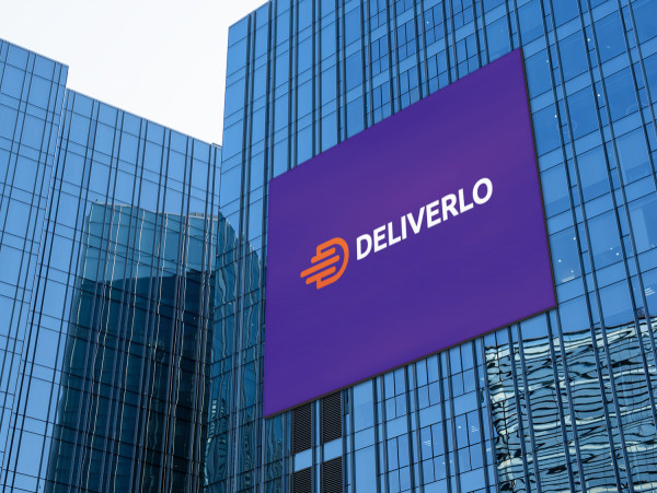 Sample branding #3 for Deliverlo