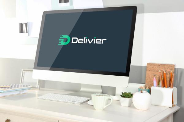 Sample branding #3 for Delivier