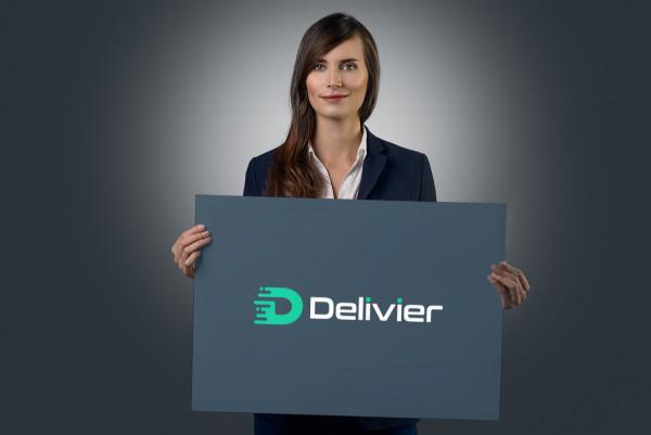 Sample branding #1 for Delivier