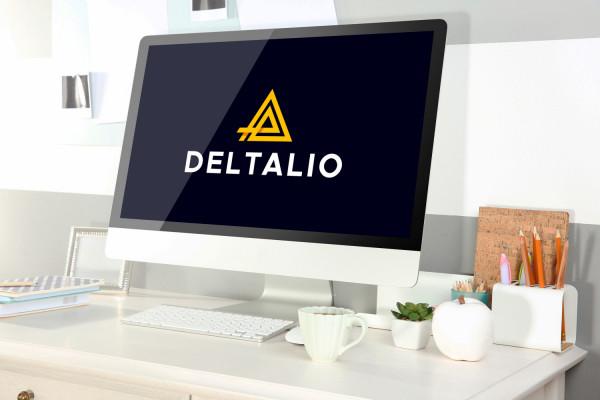 Sample branding #2 for Deltalio