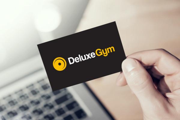 Sample branding #1 for Deluxegym