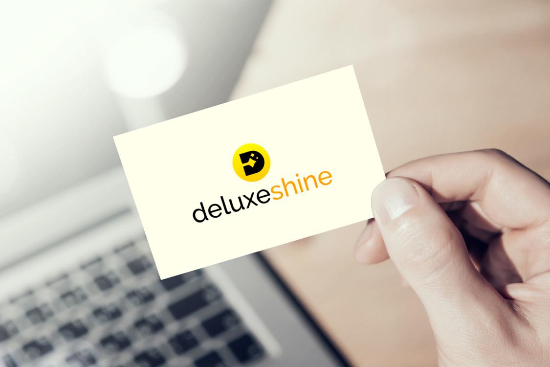 Sample branding #3 for Deluxeshine