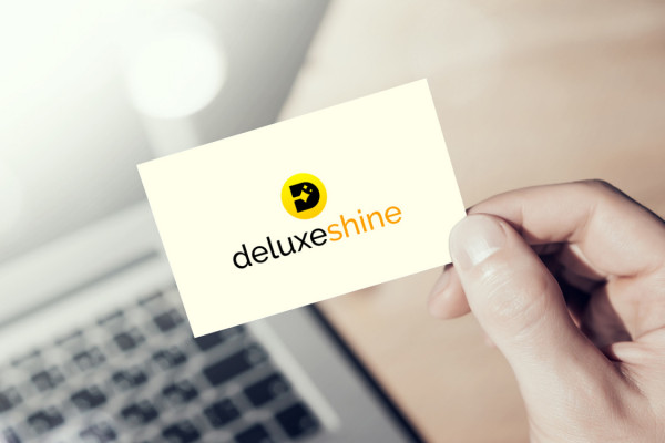 Sample branding #3 for Deluxeshine