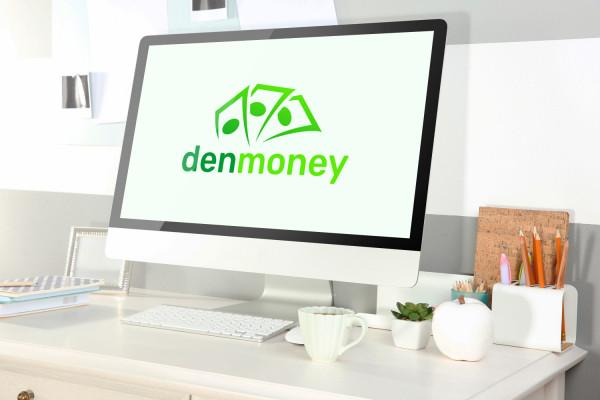 Sample branding #2 for Denmoney