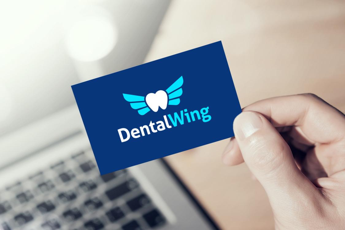 Sample branding #2 for Dentalwing