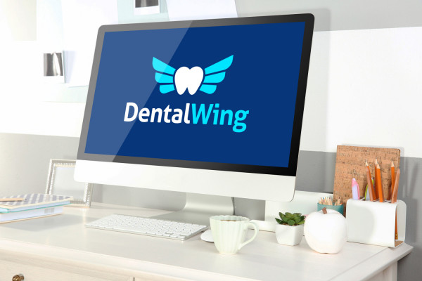 Sample branding #3 for Dentalwing