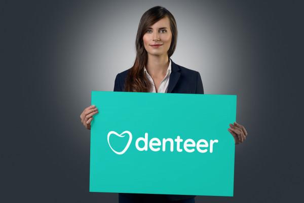 Sample branding #1 for Denteer