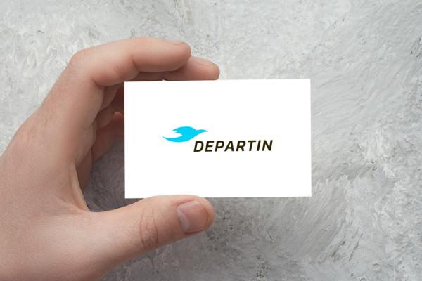 Sample branding #3 for Departin