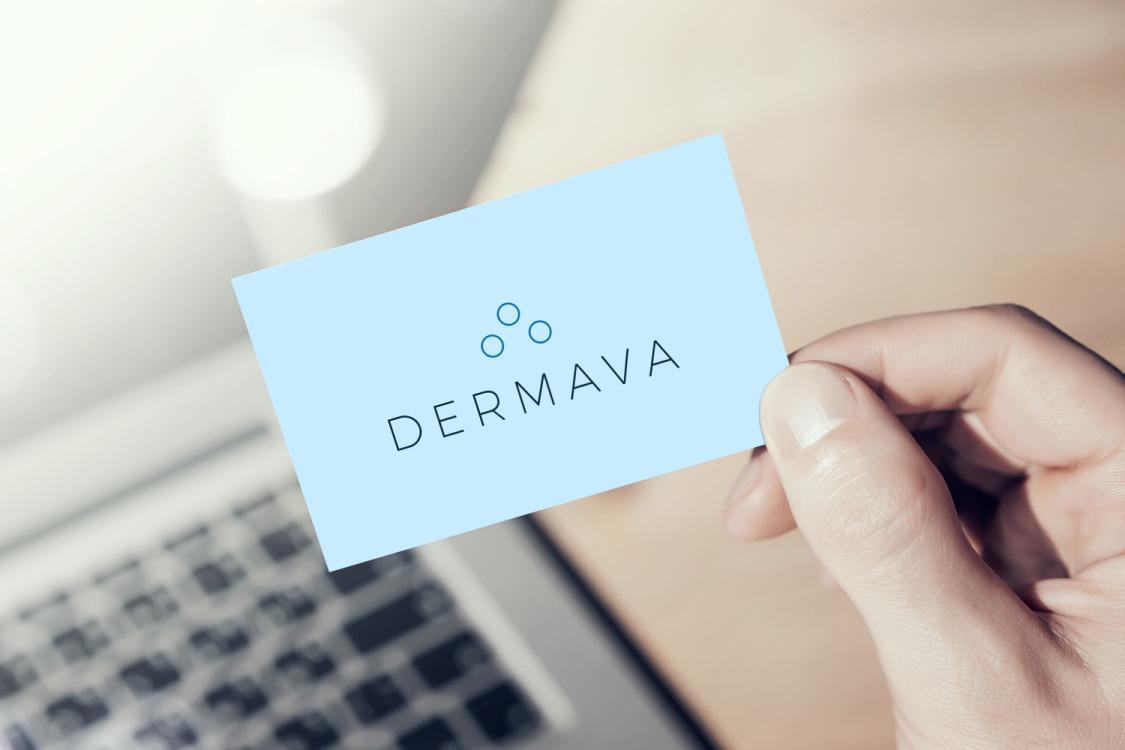 Sample branding #1 for Dermava