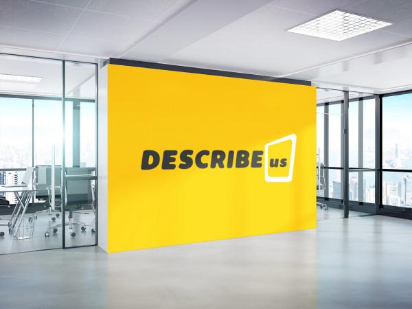 Sample branding #3 for Describe