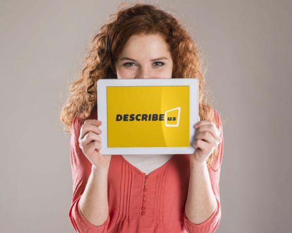 Sample branding #2 for Describe