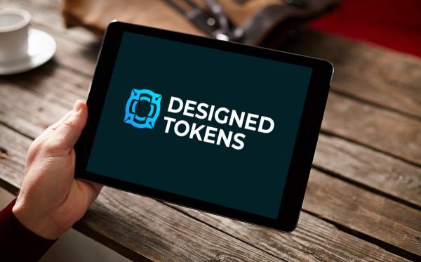 Sample branding #2 for Designedtokens