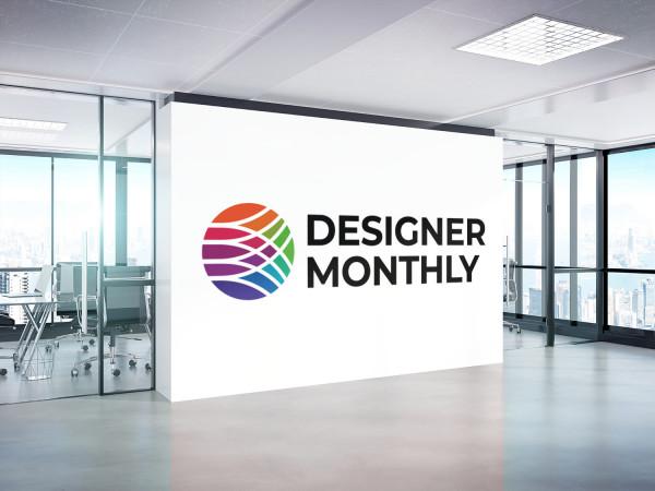 Sample branding #3 for Designermonthly