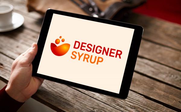 Sample branding #1 for Designersyrup