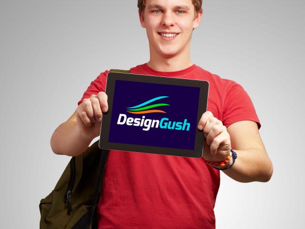 Sample branding #2 for Designgush