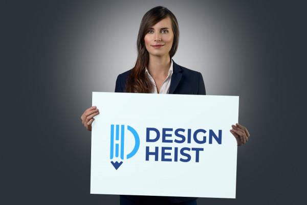 Sample branding #3 for Designheist