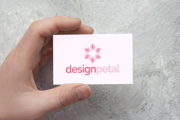 Sample branding #1 for Designpetal