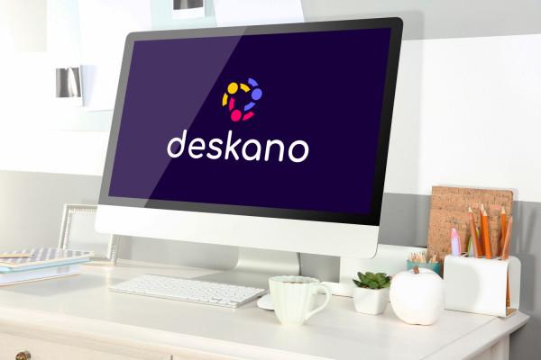 Sample branding #2 for Deskano