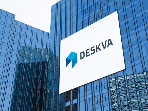 Sample branding #1 for Deskva