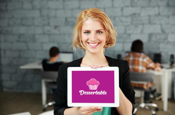 Sample branding #2 for Dessertable