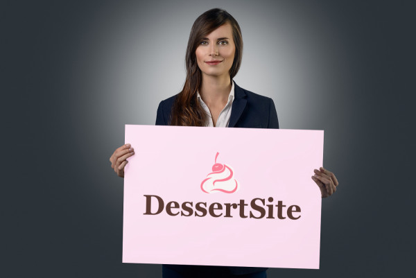 Sample branding #2 for Dessertsite