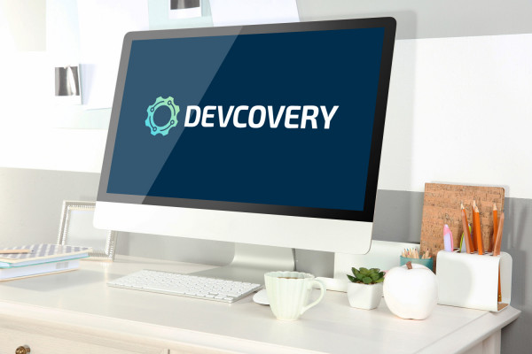 Sample branding #1 for Devcovery