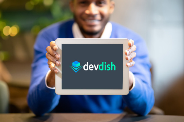 Sample branding #1 for Devdish