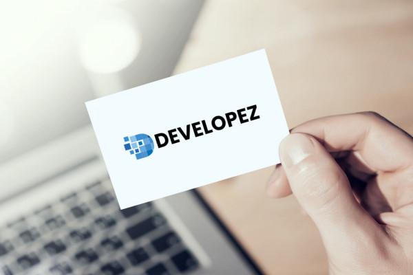 Sample branding #1 for Developez