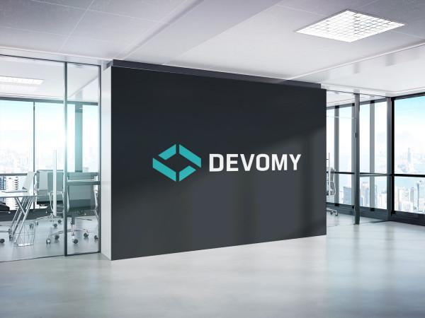 Sample branding #1 for Devomy