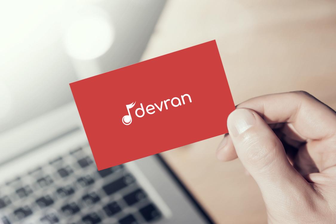 Sample branding #2 for Devran
