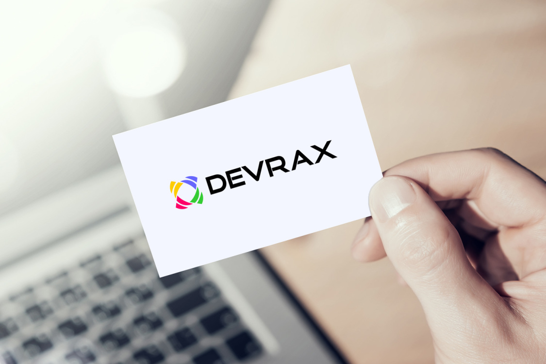 Sample branding #3 for Devrax