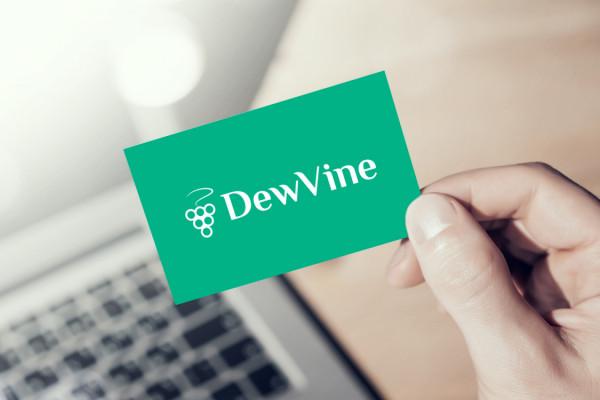 Sample branding #1 for Dewvine