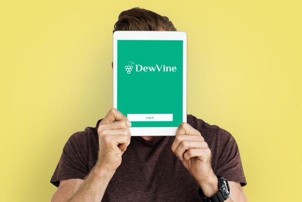Sample branding #3 for Dewvine