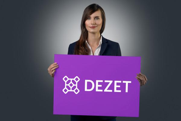 Sample branding #1 for Dezet