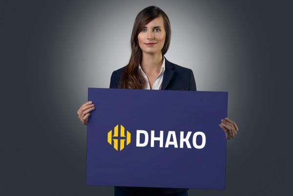 Sample branding #2 for Dhako