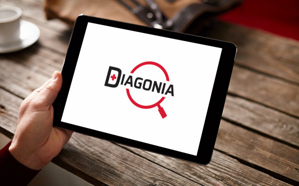 Sample branding #2 for Diagonia