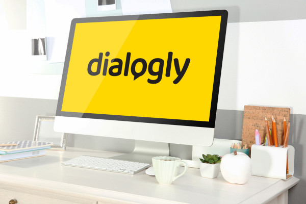 Sample branding #2 for Dialogly