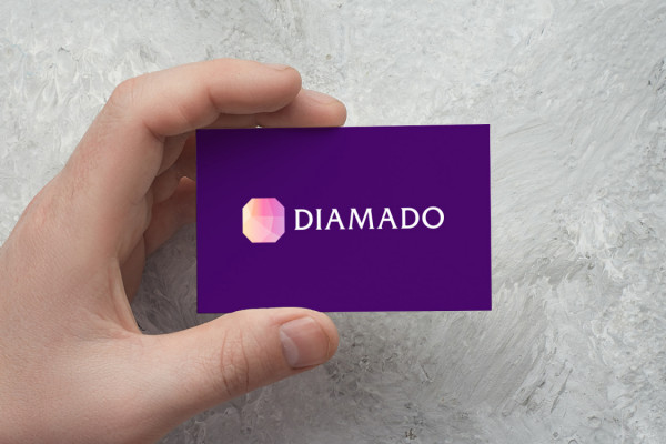 Sample branding #3 for Diamado