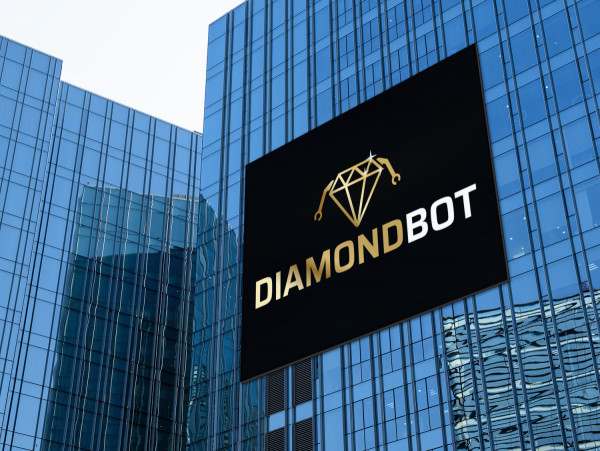 Sample branding #2 for Diamondbot