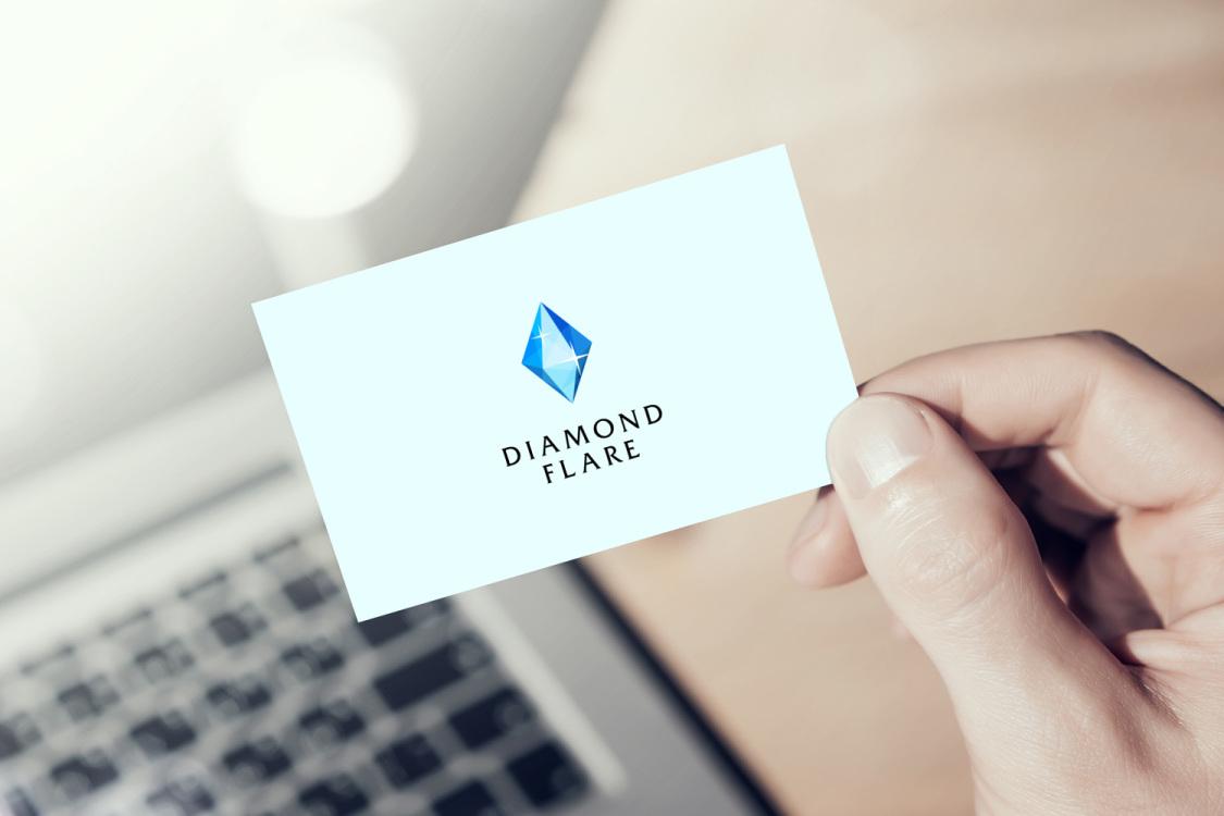 Sample branding #1 for Diamondflare