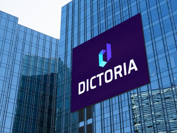 Sample branding #2 for Dictoria