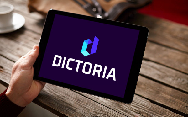 Sample branding #3 for Dictoria