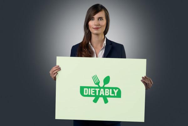 Sample branding #2 for Dietably