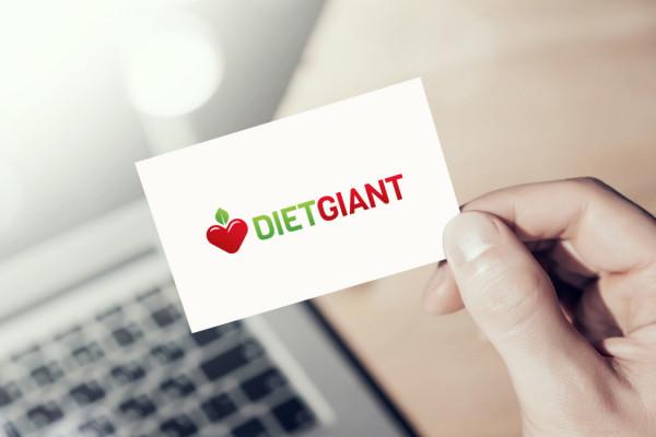 Sample branding #3 for Dietgiant