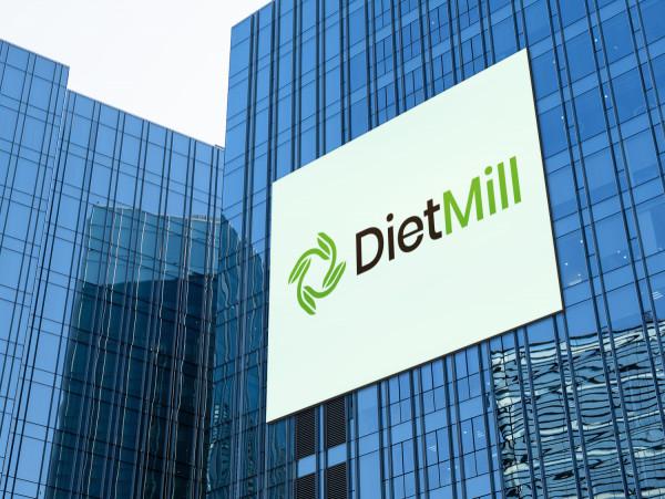 Sample branding #2 for Dietmill